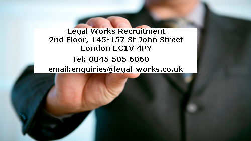 contact legal works legal recruitment